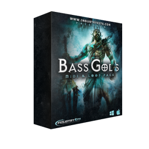 Bass Godz MIDI & Loop Pack