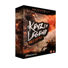 Keyz Of Legend MIDI & Loop Pack