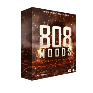 808 Moodz MIDI & Loop Pack