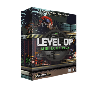 Level Up MIDI & Loop Pack