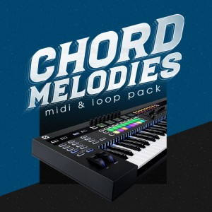 Chord Melodies MIDI & Loop Pack