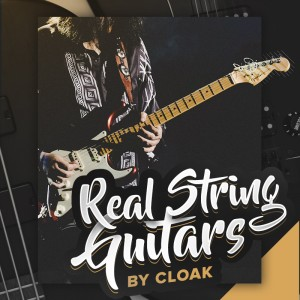 Real String Guitars by CLOAK