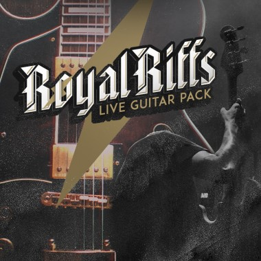 RoyalRiffs Live Guitar Pack