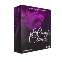 Purple Clouds Vocal Library