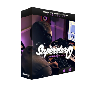 SuperStar O DrumLoops Pack