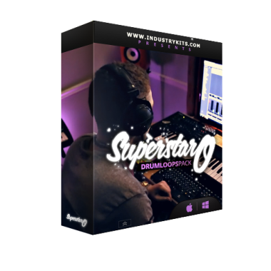 SuperStar O DrumLoops Pack