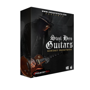 Steel Hero Guitars [KONTAKT PresetBank]