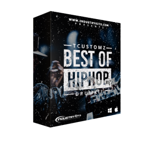 TCustomz Best Of HipHop DrumKit