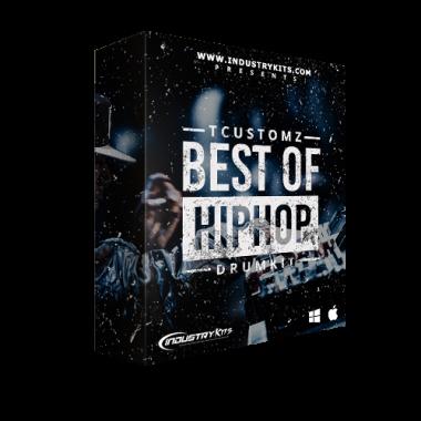 TCustomz Best Of HipHop DrumKit