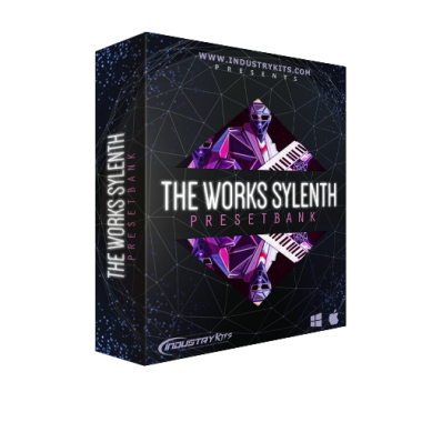The Works Sylenth PresetBank