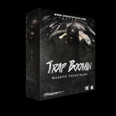 Trap Boomin [MASSIVE PresetBank]