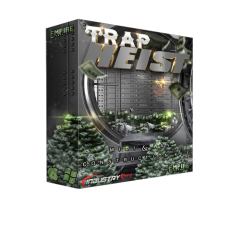 Trap Heist MIDI & Loop Pack