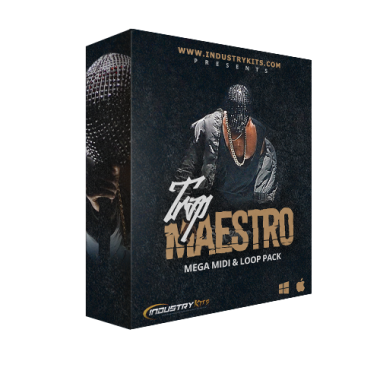Trap Maestro MEGA MIDI & Loop Pack