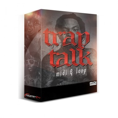 Trap Talk MIDI & Loop Pack