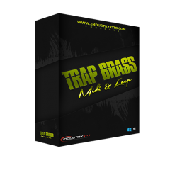 Trap Brass MIDI & Loop Pack
