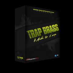 Trap Brass MIDI & Loop Pack