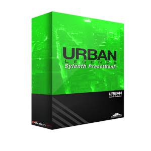 Urban Legend Sylenth PresetBank