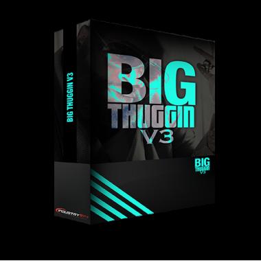 Big Thuggin V3 MIDI & Loop Pack