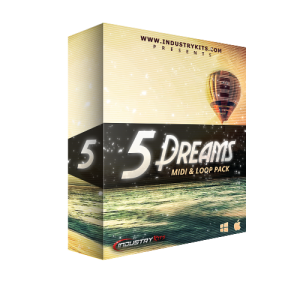 5 Dreams MIDI & Loop Pack