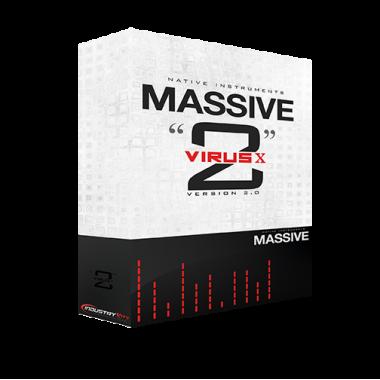 NI Massive Virus X V2 PresetBank