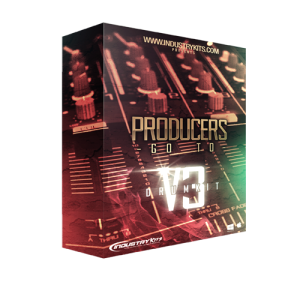 Producers Go-To DrumKit V3