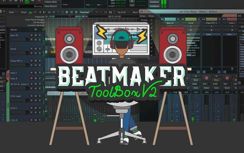 BeatMaker ToolBox V2