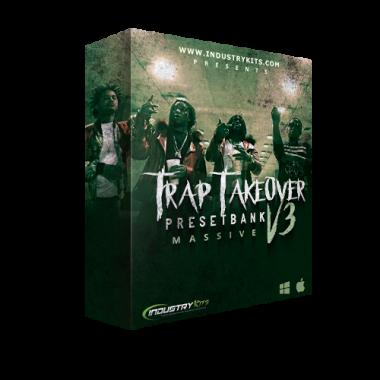 Trap TakeOver PresetBank V3 [MASSIVE]