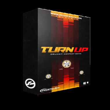 TurnUp DrumKit KONTAKT Edition