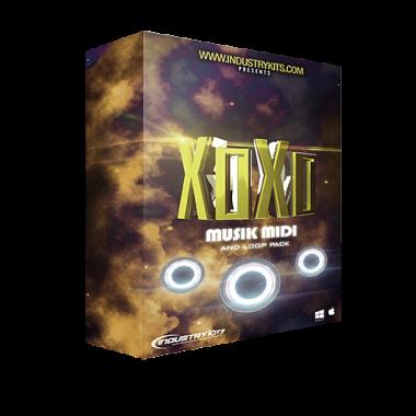 XoXo Musik MIDI & Loop Pack