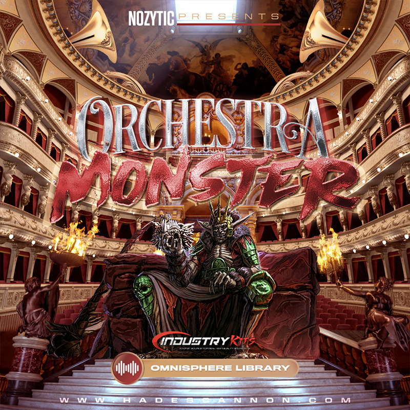 Orchestral Monster | Omnisphere Library | Omnisphere Presets