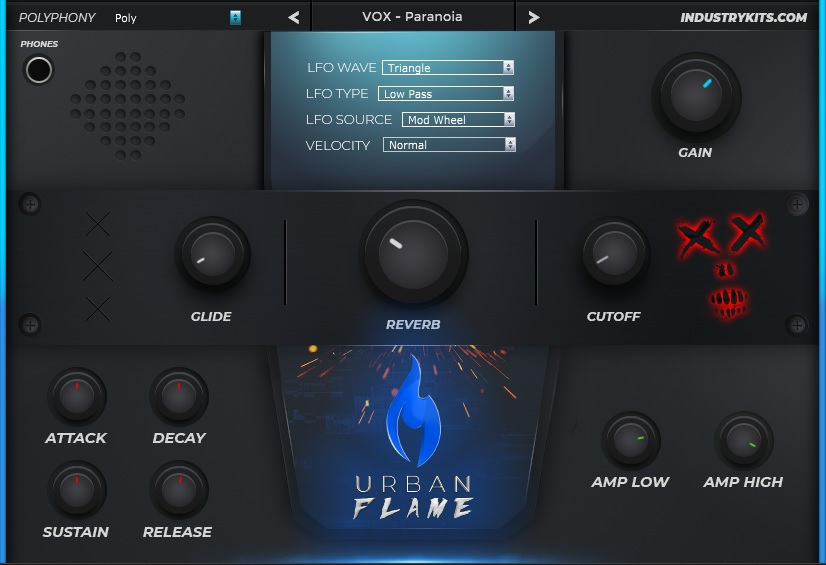 urban flame vst review